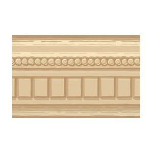 Crown molding look wallpaper border free wallpaper - Crown molding wallpaper ...