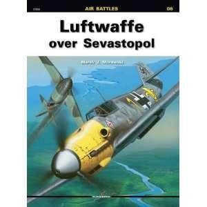 Over Sevastopol (Air Battles) (9788360445655): M J Murawski: Books