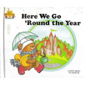 Here We Go Round the Year (Magic Castle Readers) Jane Belk Moncure
