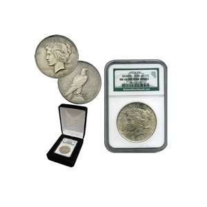 Peace Dollar From The Binion Hoard MS 65: Sports & Outdoors