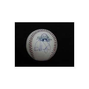 Albert Pujols Autographed Ball   Autographed Baseballs