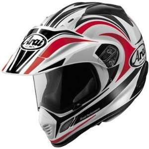 Arai XD 3 Motorcycle Helmet LWD Red Sports & Outdoors