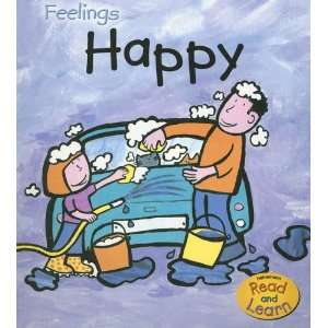 Happy (Feelings) (9781403492999): Sarah Medina, Jo Brooker: Books