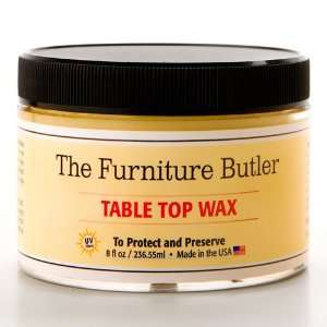 Table Top Wax   8 oz.: Everything Else
