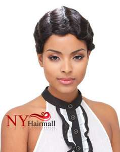 Janet Collection 100% Remy Human Hair Full Wig   Mommy 884593046047