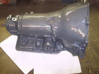 700R4 Rebuilt Transmission (MD8) w/Warranty