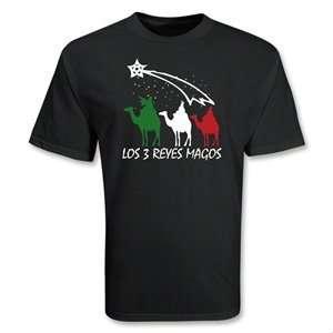 365 Inc Los 3 Reyes Magos Soccer T Shirt: Sports