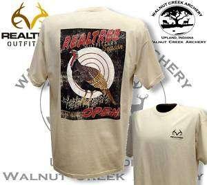 Realtree Outfitter Retro Season Open Turkey T Shirt