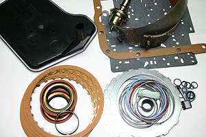 4L60E 4L65E 4L70E HP TRANSMISSION REBUILD KIT RAYBESTOS