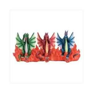 No Evil Dragon Keyholder:  Home & Kitchen