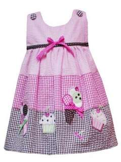 Rare Editions Girls Ice Cream Summer Dress Size 6 Boutique Clothing