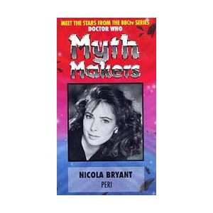 Myth Makers Vol 6 Nicola Bryant   Peri: Movies & TV