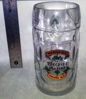The Weeping Radish Beer Collectors Glass Mug