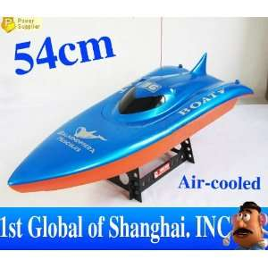 remote control rc racing boat . rc twin motor boat / Toys & Games