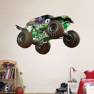 Monster Jam Grave Digger Fathead Sports & Outdoors