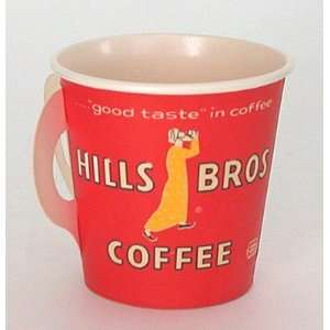 Vintage Hills Bros. Coffee Sample Dixie Cups 1940s Everything Else