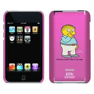 Ralph Wiggum from The Simpsons on iPod Touch 2G 3G CoZip