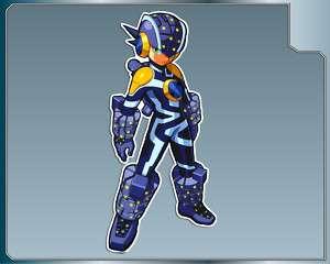 Mega Man BUG STYLE vinyl decal iPhone sticker Megaman