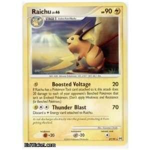 Raichu Lv.46 (Pokemon   Platinum Arceus   Raichu Lv.46