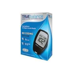 True Balance Blood Glucose Starter Kit Health & Personal