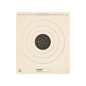 NRA 50 Timed Rapid Fire (Targets & Throwers) (Paper Targets