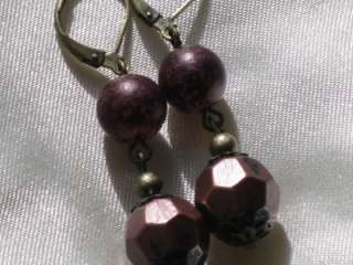 Premier Designs Jewelry ANT Gold NEWBERRY Earrings BEAD