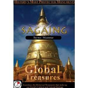Global Treasures SAGAING Myanmar: Movies & TV