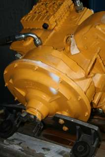 John Deere ZF 844K loader powershift transmission