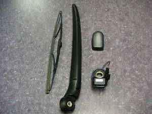 Porsche Cayenne Rear Wiper Arm Kit Includes, Arm, Wiper Blade, Switch