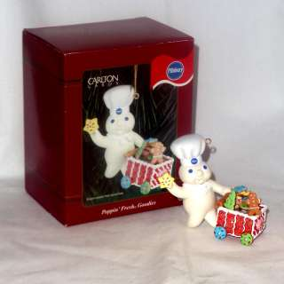 Carlton 1999 Poppin Fresh Goodies   Pillsbury Dough Boy