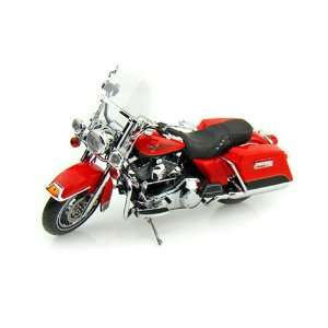 2010 Harley Davidson FLHR Road King 1/12 Scarlet Red/Vivid