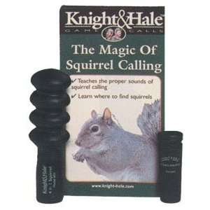 Knight and Hale Squirrel Calling Kit w/Video Sports