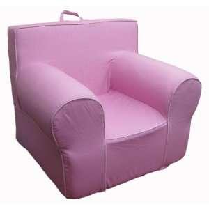 Insert for Pottery Barn Anywhere Chair + Hot Pink Slip