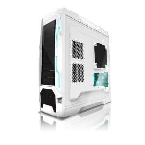 Azza Genesis 9000W Full Tower Case, White (CSAZ 9000W