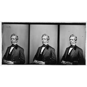 Noble,Hon. Warren Perry,M.C. Ohio,1861 1865: Home