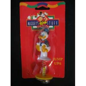 Donald Duck Disney Jump Ups Toy Toys & Games
