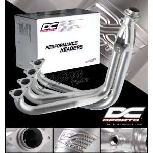 DC Sports 4 1 Ceramic Coated Performance Exhaust Manifold