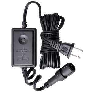 Multi Flash 2 Wire LED Rope Light Controller w Power Cord
