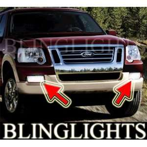 2009 FORD EXPLORER SLIM LINE XENON FOG LIGHTS driving lamps eddie