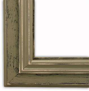 Lauren Oregano Picture Frame Solid Wood New Distressed