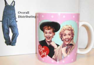 Love Lucy Mug   Best Friends and Coffee Made the Best