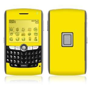 Simply Yellow Decorative Skin Cover Decal Sticker for