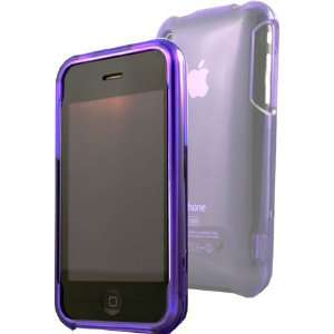 iGg iPhone 3G and iPhone 3G S Crystal Clear Hard Case with