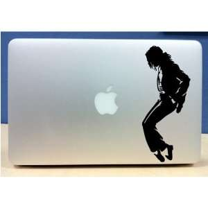 Michael Jackson Moonwalk   Vinyl Macbook / Laptop Decal
