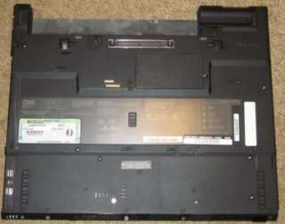 IBM ThinkPad T41 Laptop Notebook Motherboard Base CPU Fan 93P3307