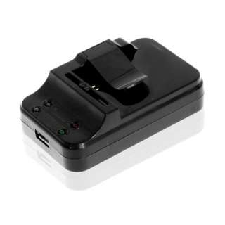 Universal Mobile Cell Phone Wall Travel Battery Charger Black *US FREE