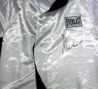 Muhammad Ali Autographed Signed Everlast Boxing Robe PSA/DNA #I88228