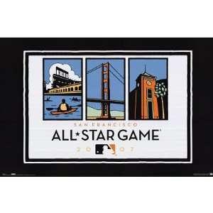 2007 MLB All Star Game (San Francisco, Scenes) Sports