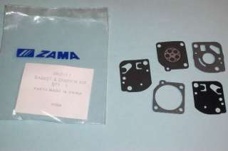 GENUINE ZAMA CARBURETOR DIAPHRAGM KIT GND 17 ECHO