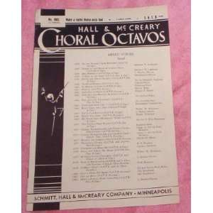 Choral Octavos Make a Joyful Noise Unto God No. 1682 SATB